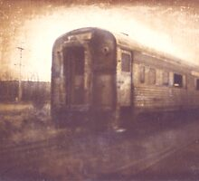 Ghost Train by Peter Michelena