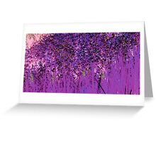 Deeper Shade of Purple-Available As Art Prints-Mugs,Cases,Duvets,T Shirts,Stickers,etc  Greeting Card