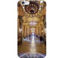 Opera House, Paris 3 iPhone Case/Skin