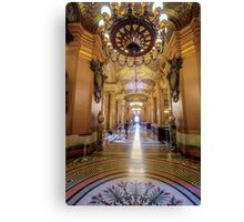 Opera House, Paris 3 Canvas Print
