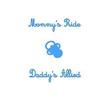 Mommy's pride, daddy's allied by lilyflow