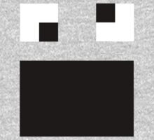 Creature Nova Minecraft Cookie Monster One Piece - Long Sleeve
