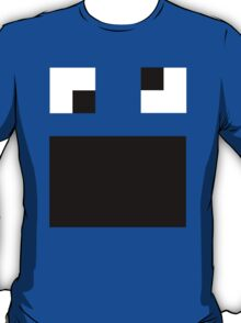 Creature Nova Minecraft Cookie Monster T-Shirt