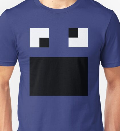 Creature Nova Minecraft Cookie Monster Unisex T-Shirt