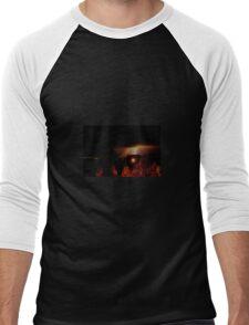Alberta Lightning V Men's Baseball ¾ T-Shirt