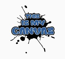 This Is My Canvas (White) Unisex T-Shirt