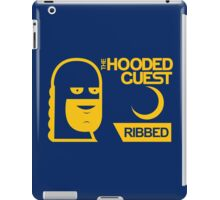 The Hooded Guest Condoms iPad Case/Skin