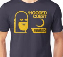 The Hooded Guest Condoms Unisex T-Shirt