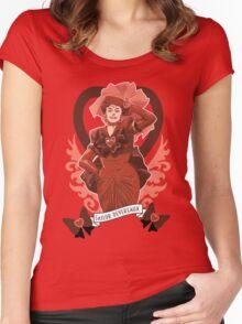 Sailor Devereaux Women's Fitted Scoop T-Shirt