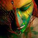 Rainbowface by PorcelainPoet