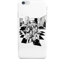 Busting Ghosts (Redada Fantasma) iPhone Case/Skin