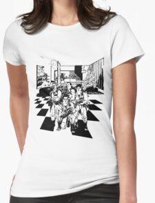 Busting Ghosts (Redada Fantasma) Womens T-Shirt