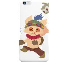 God Damn Owls Teemo Art iPhone Case/Skin