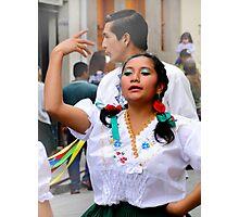Dancing For Jesus' Birthday Photographic Print