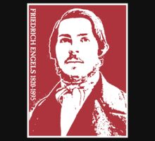 Friedrich Engels by OTIS PORRITT