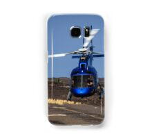 Helicopter Takeoff Samsung Galaxy Case/Skin