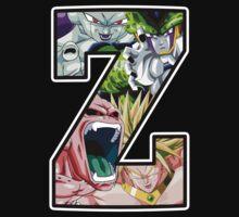 DBZ - Supervillains by BreakingBadass