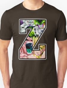 DBZ - Supervillains T-Shirt