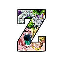 DBZ - Supervillains Photographic Print