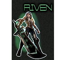 Redeemed Riven Photographic Print