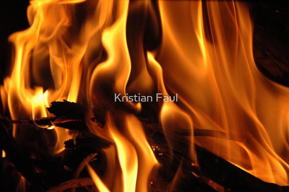 Fire by Kristian Faul