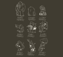 Rhyming Monkey Chart by caanan