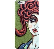 With You, I Can Become iPhone Case/Skin