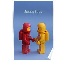 Space Love Poster
