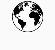 Globe Earth World Unisex T-Shirt