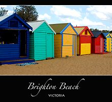 Brighton Beach Boxes by JennyLee