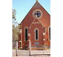 CHURCH AT TARNAGULLA Photographic Print