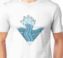 Anti-gravity stream Unisex T-Shirt