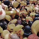 duckies!  by Joey  Visser