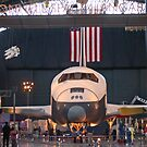 US Space Shuttle &quot;Enterprise&quot; by Van Coleman