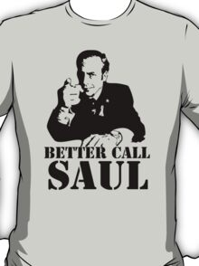 New Better Call Saul T-Shirt