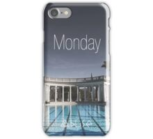 Monday - Abuse iPhone Case/Skin