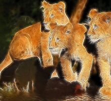 Three's A Crowd by Angi Baker