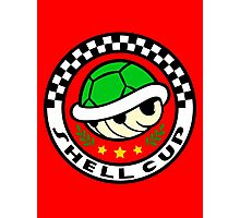 Shell Cup Photographic Print