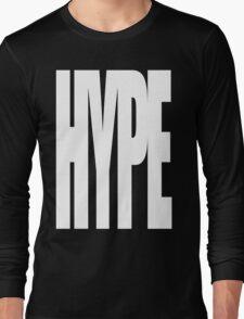 (2) HYPE Long Sleeve T-Shirt