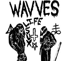 Wavves life sux by Jmcnorton
