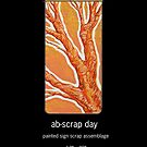 ab-scrap day by Sam Dantone