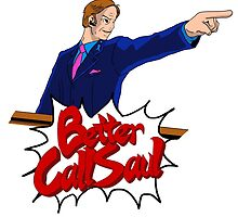 Hustler Attorney - Saul Goodman by Raphael Carmo