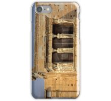 Porch of the Caryatids iPhone Case/Skin