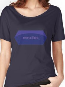 Sword Art Online - Immortal Object Women's Relaxed Fit T-Shirt