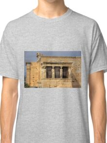 Porch of the Caryatids Classic T-Shirt