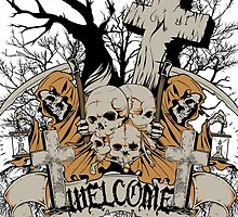 Welcome to the Cemetery by iRoN Design