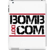 Bomb Dot Com iPad Case/Skin