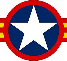 Roundel of the South Vietnam Air Force, 1955-1975 by abbeyz71