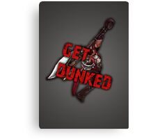 Dunk Darius Canvas Print