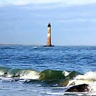 Lighthouse Photo Painting by Darlene Lankford Honeycutt
